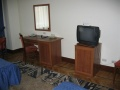 Косметический столик с шкафами и ТВ тумба