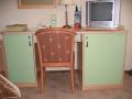 Стол с шкафами